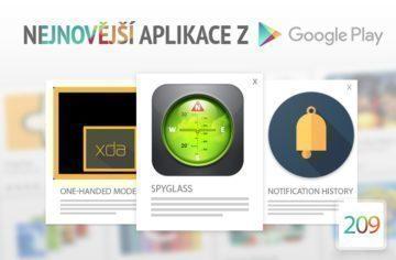Nejnovější aplikace z Google Play #209: GPS aplikace pro pokročilé