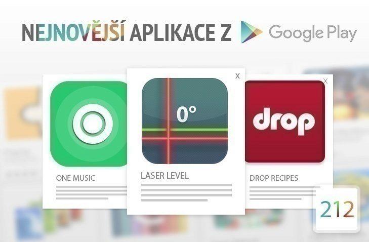 Nejnovější-aplikace-z-Google-Play-#212-proměňte-mobil-ve-vodováhu
