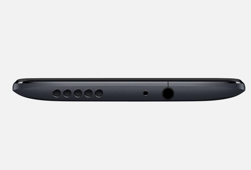 OnePlus 5T 3,5mm jack