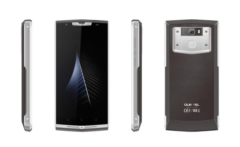 Oukitel K10000 nesporně nabízí dobrou výdrž baterie