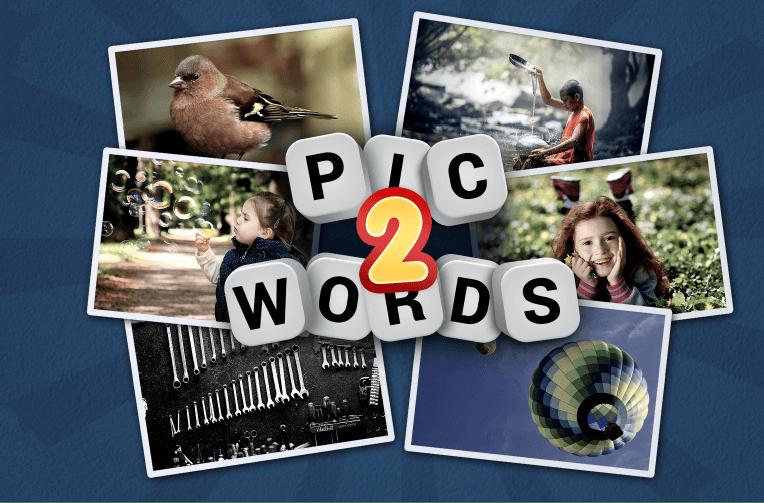 PicWords 2 slovni hra pixwords