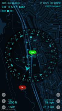 Nová aplikace Spyglass