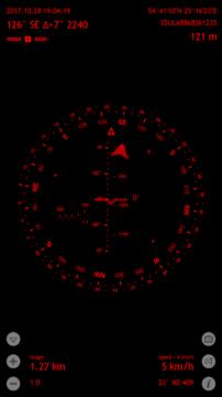 GPS aplikace s řadou režimů