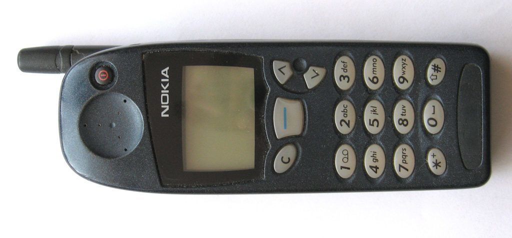Takovou výdrž, jako Nokia 5110, dnes žádný telefon nenabídne
