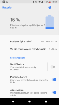 Telefon Google Pixel 2-vydrz baterie-1