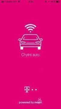 WiFi chytre auto t-mobile