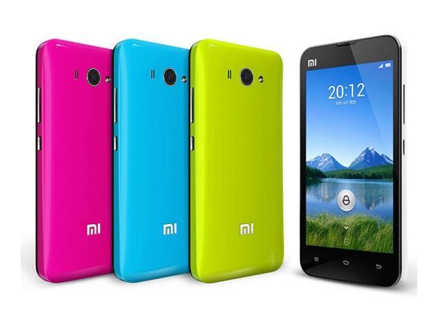 Xiaomi Mi2 poslední aktualizace