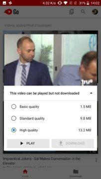 Youtube Go aplikace (4)