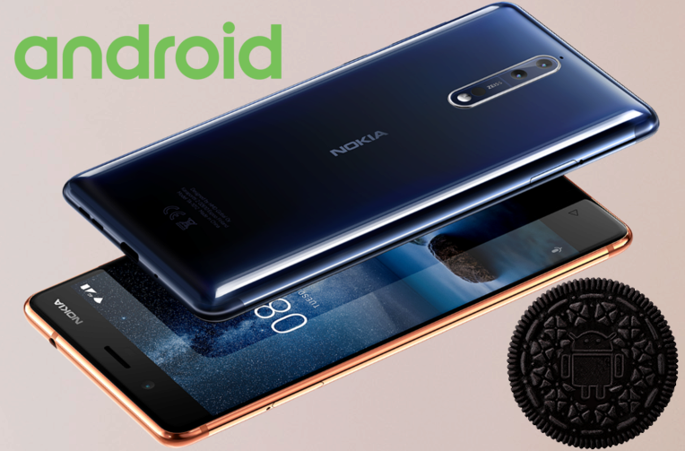 android 8 oreo nokia 8 hmd global