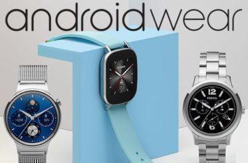 Chytré hodinky s Android Wear 2 obdržely velkou aktualizaci