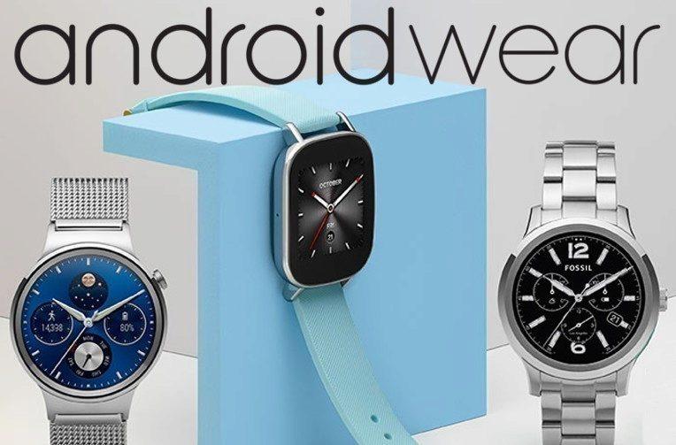 android wear 2 aktualizace