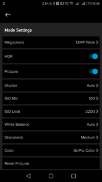 aplikace gopro hero 6 black (3)