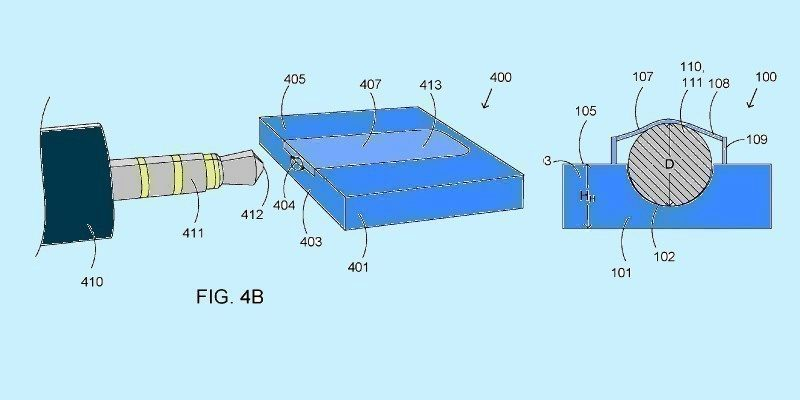 audio jack 3,5mm patent