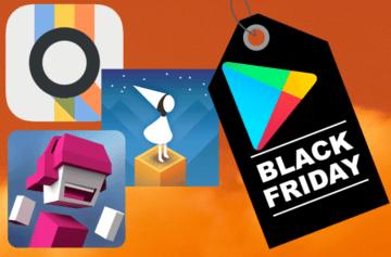Černý pátek na Google Play: Nejlepší Android hry v akci za pár korun