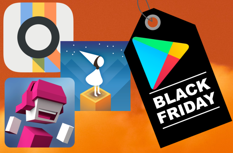 cerny patek google play black friday 2017