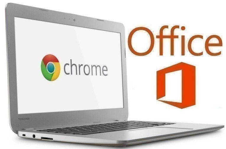 chromebook-microsoft office