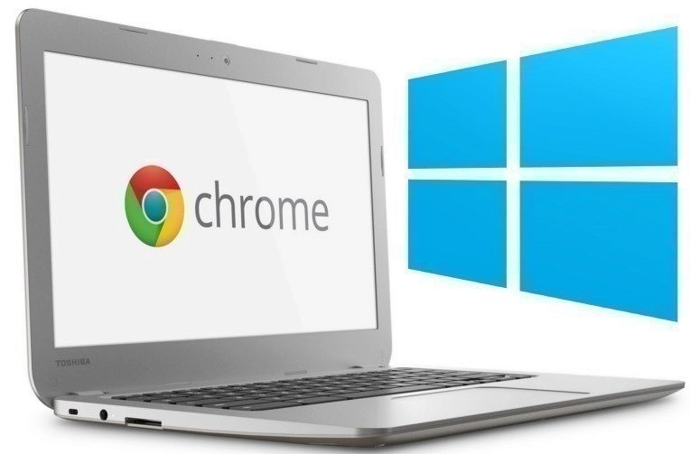 chromebook windows programy