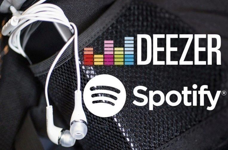 deezer spotify sleva