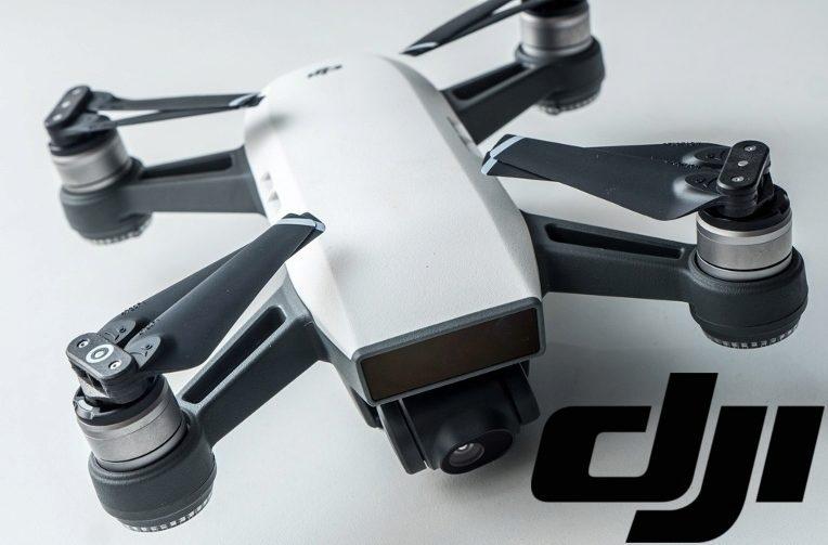 dji spark dron recenze