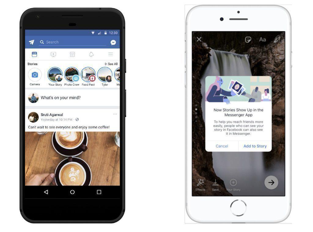 facebook messenger pribehy
