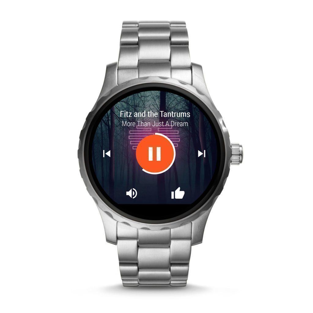 fosill chytre hodinky black friday