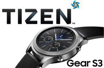 Samsung Gear S3 dostává aktualizaci na Tizen 3.0. Jaké novinky přináší?
