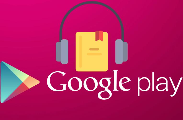 google play prodej audioknih obchod