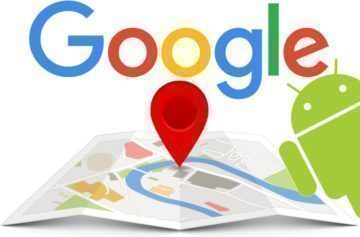 google urcovani polohy