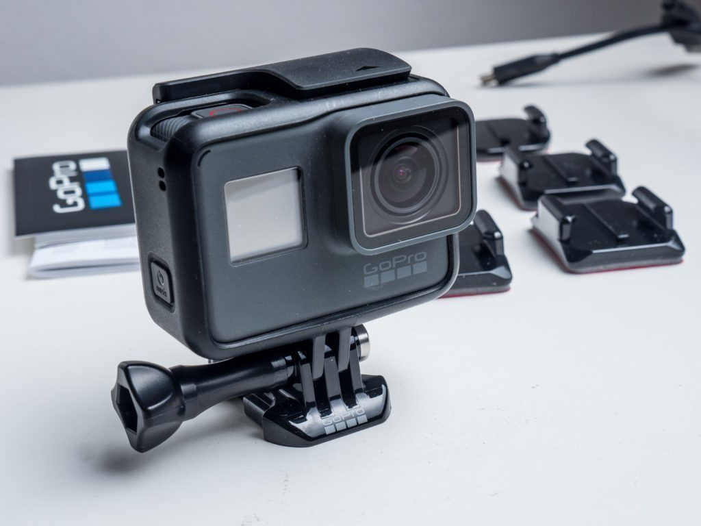 gopro hero6 black obal