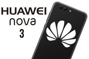 Telefon Huawei Nova se vrací. Nabídne duální fotoaparát a 18:9 displej