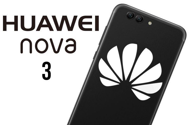 huawei nova 3 telefon
