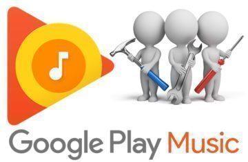 Nejotravnější problém Hudby Google Play byl konečně opraven