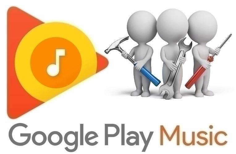 google play music mazani pisnicek