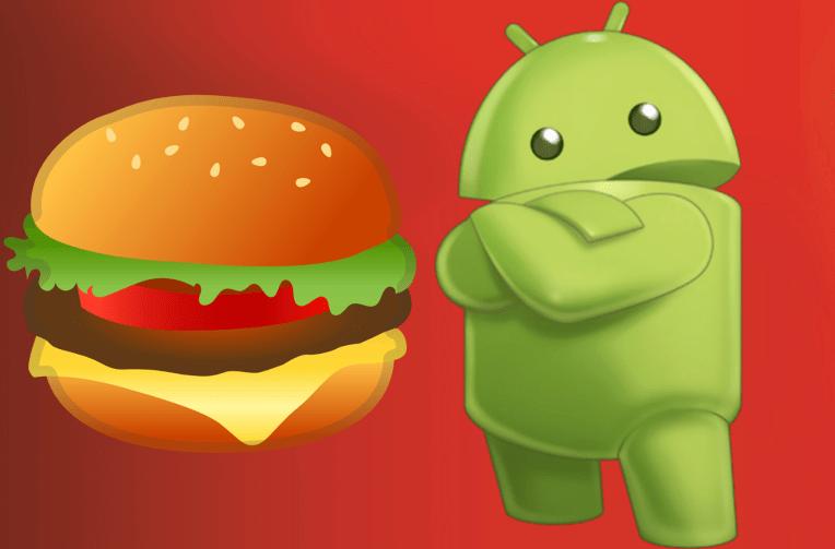 ikony hamburger google emoji