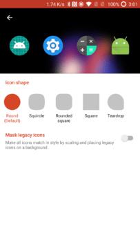 ikony nova launcher
