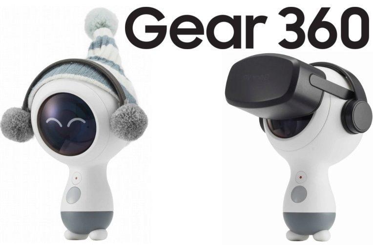 kamera samsung gear 360 novinka