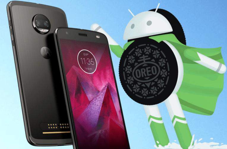 motorola telefony test android oreo