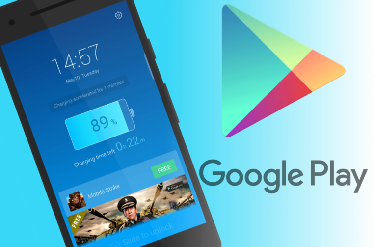reklamy zamykaci obrazovky android google play