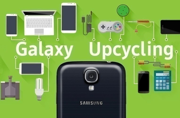 samsung projekt upcycling galaxy