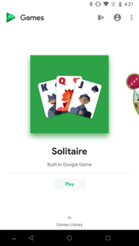 solitaire hry android