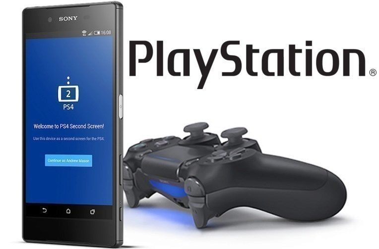 sony aplikace playstation