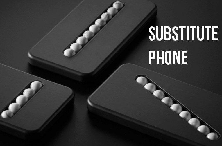 substitute phone zavislost