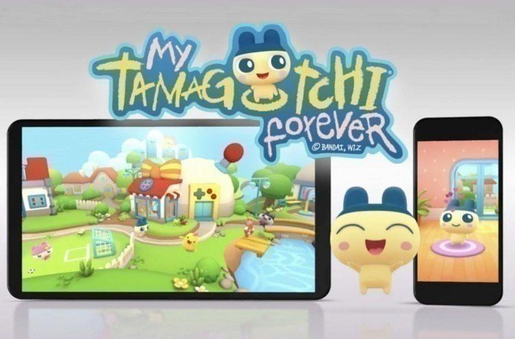 tamagotchi hra android