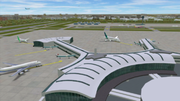 Airport Madness 3D 3