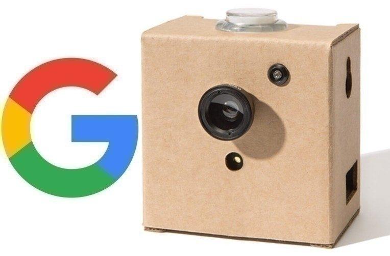 Google-AIY-Vision-Kit