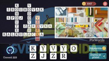 Pixwords Scenes help