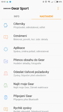 Samsung Gear Sport app2
