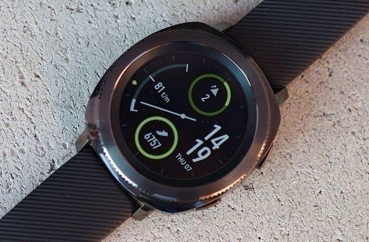 Samsung Gear sport Titulka