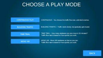 Volba herního režimu