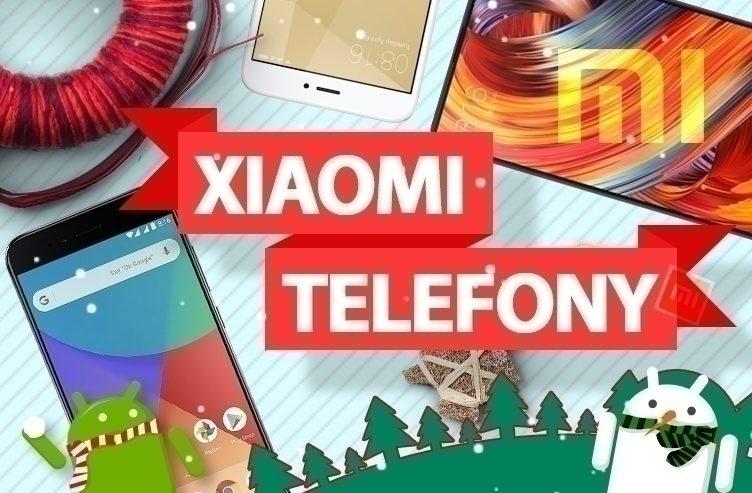 Xiaomi telefony (1)